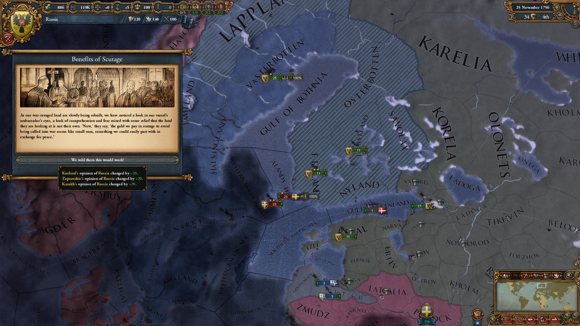 Europa Universalis IV: Common Sense Collection (Steam)