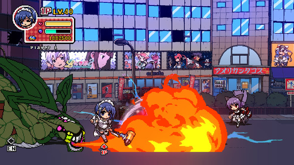 Phantom Breaker: Battle Grounds (Steam Key,Region Free)