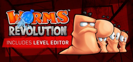 Worms Revolution (Steam, RU+CIS)