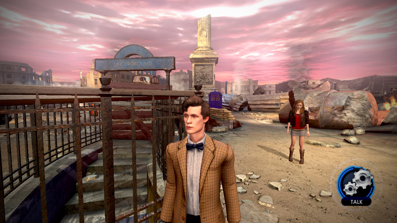 Doctor Who: The Adventure Games (Steam Key,Region Free)