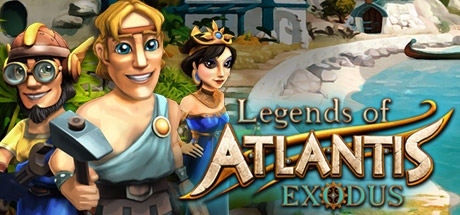 Legends of Atlantis: Exodus (Steam Key, Region Free)