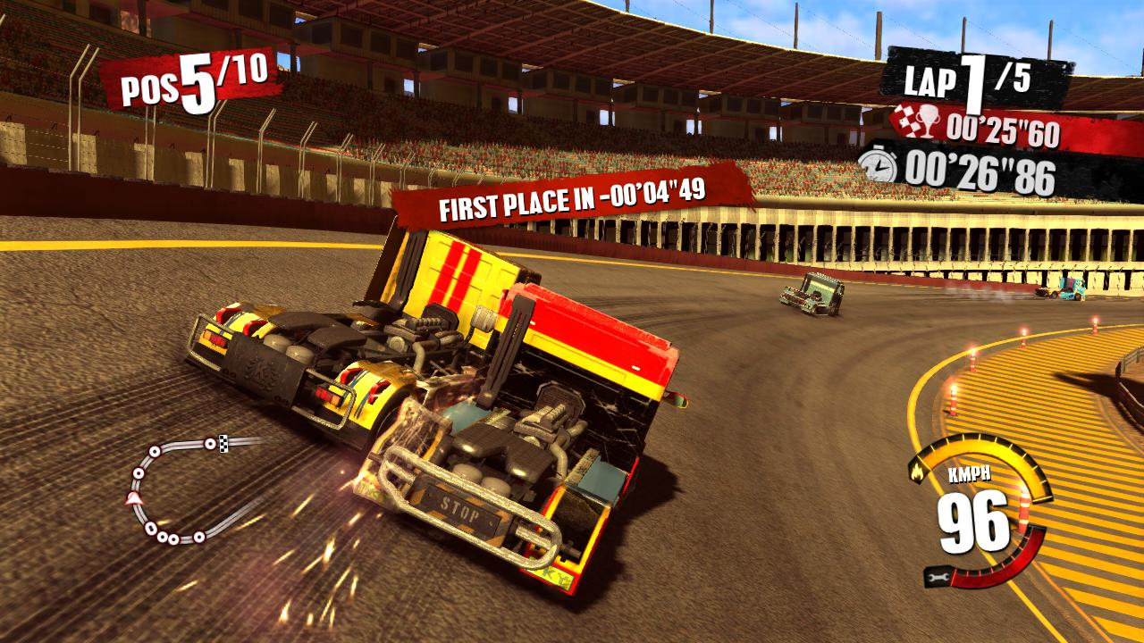 Truck Racer (Steam Key, Region Free)