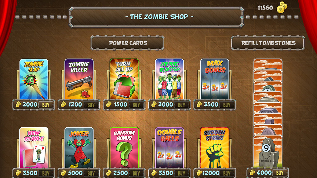 Zombie Solitaire (Steam Key, Region Free)