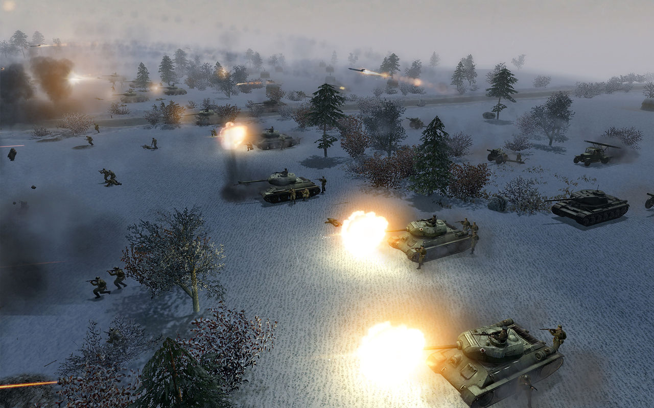 Men of War: Assault Squad GOTY (Steam Key, Region Free)