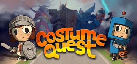 Costume Quest (Steam Key, Region Free)
