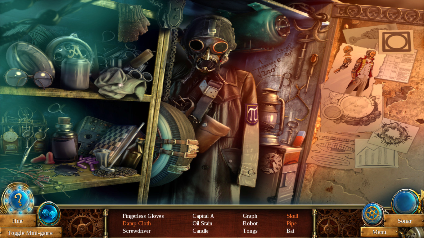 Time Mysteries: The Final Enigma (Steam Key, GLOBAL)