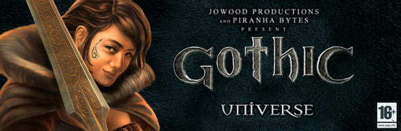 Gothic Universe Edition (Steam, RU+CIS)