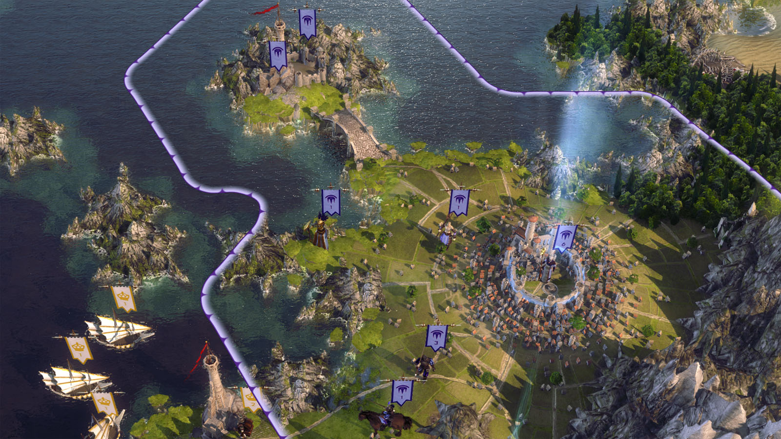 Age of Wonders III (Steam, RU+CIS)