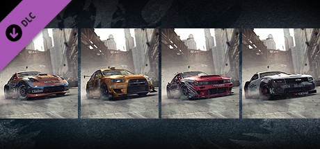GRID 2 + GRID 2 Drift DLC (Steam Key, RU+CIS)