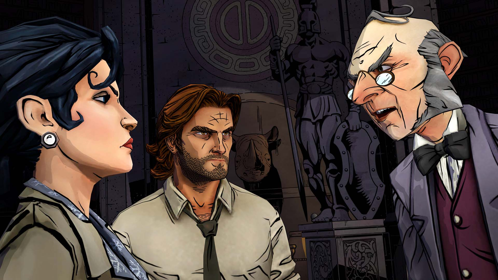 The Wolf Among Us (Steam Key GLOBAL)