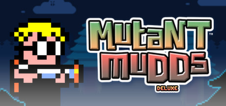 Mutant Mudds Deluxe (Steam Key, Region Free)