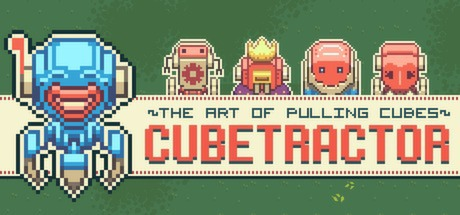 Cubetractor (Steam Key, Region Free)