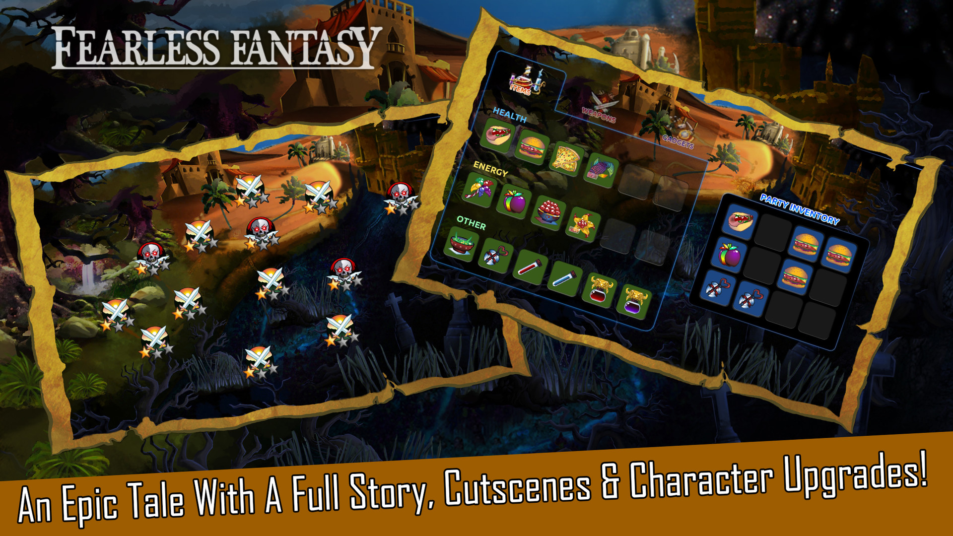 Fearless Fantasy (Steam Key, Region Free)