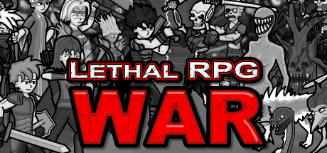 Lethal RPG: War (Steam Key, Region Free)