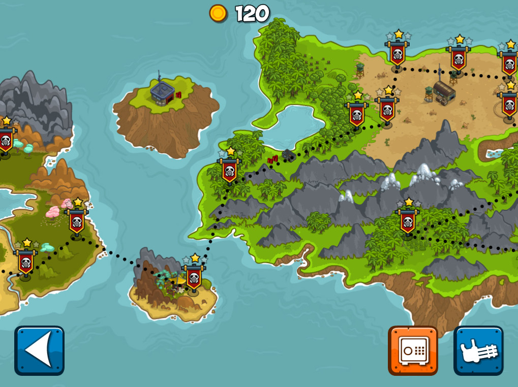 Island Defense (Steam Key, Region Free)