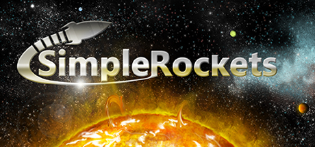 SimpleRockets (Steam Key, Region Free)