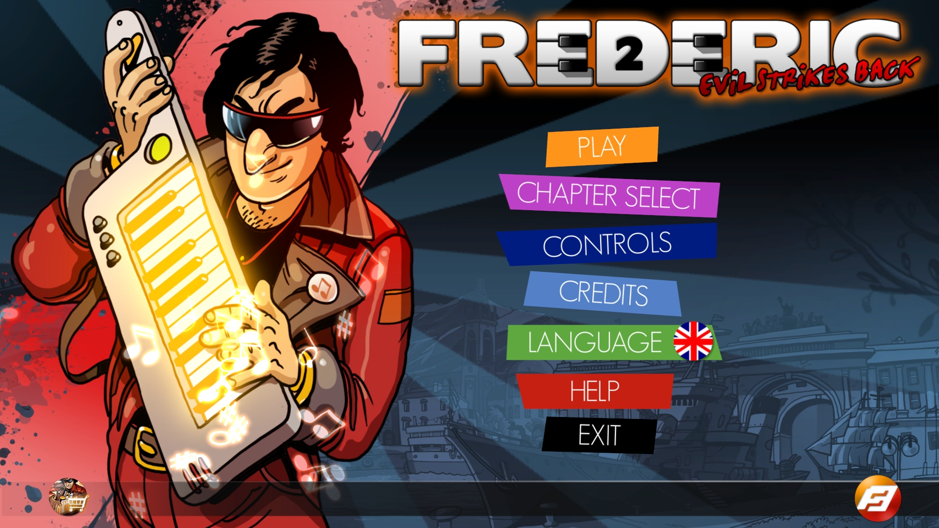 Frederic Evil Strikes Back (Steam Key, Region Free)