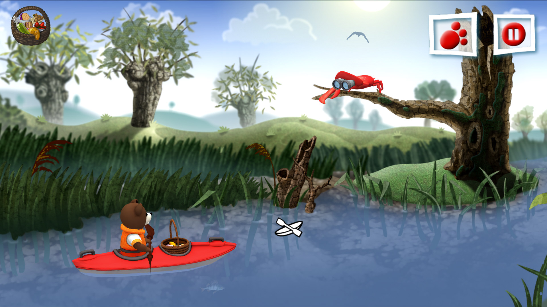 Teddy Floppy Ear - Kayaking (Steam Key, Region Free)