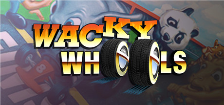 Wacky Wheels (Steam Key, Region Free)
