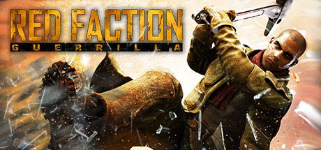 Red Faction Guerrilla Steam Edition (Key, Region Free)