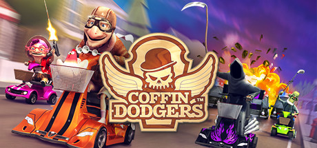 Coffin Dodgers (Steam Key, Region Free)