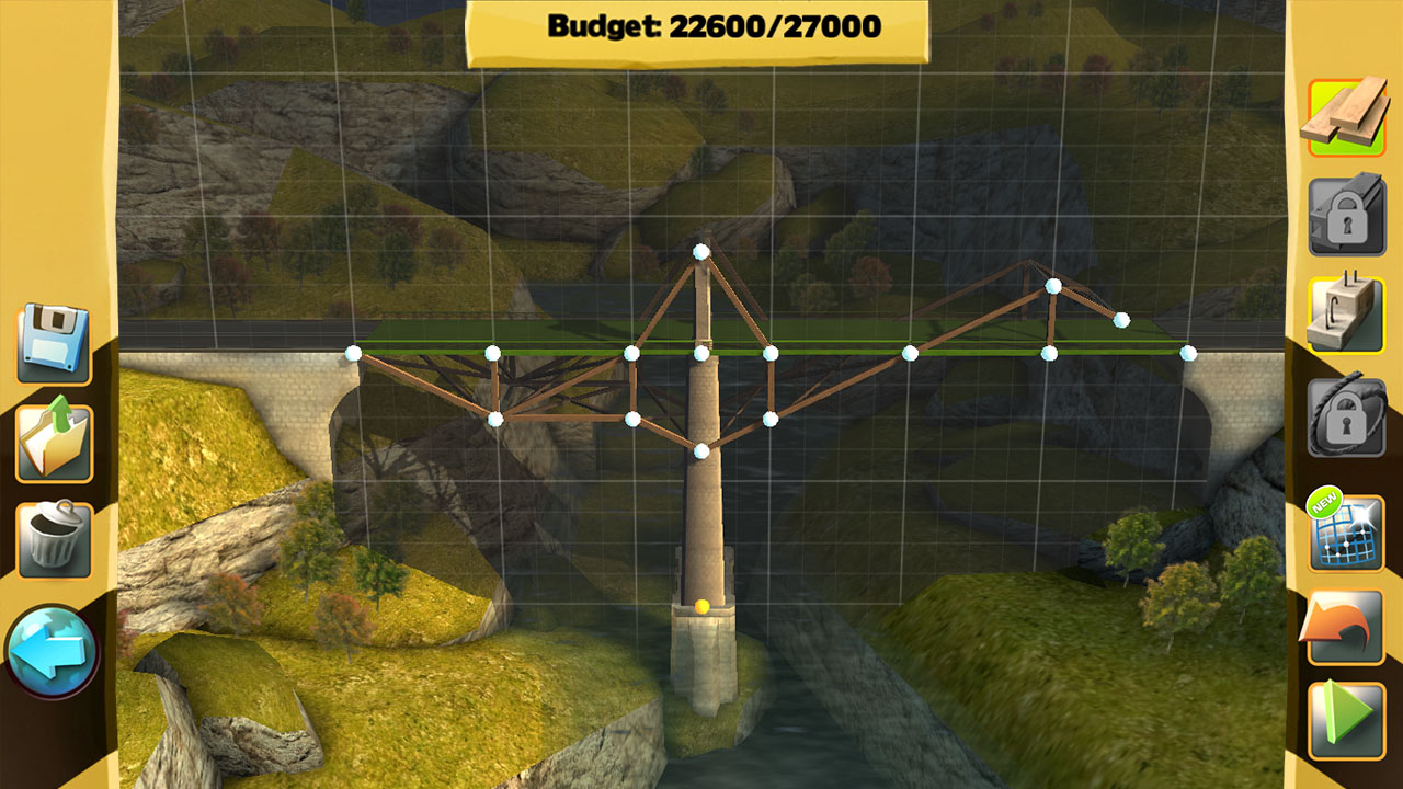 Bridge Constructor (Steam Key, Region Free)