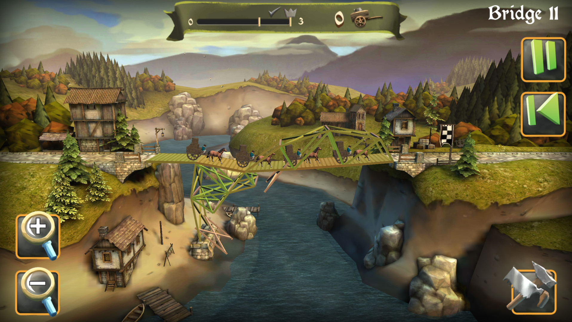 Bridge Constructor Medieval (Steam Key, Region Free)