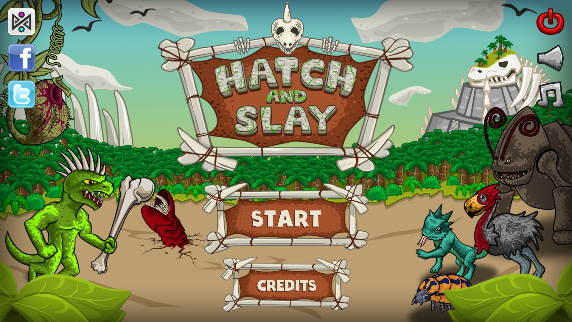 Hatch and Slay (Steam Key, Region Free)