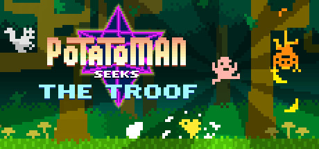 Potatoman Seeks the Troof (Steam Key, Region Free)
