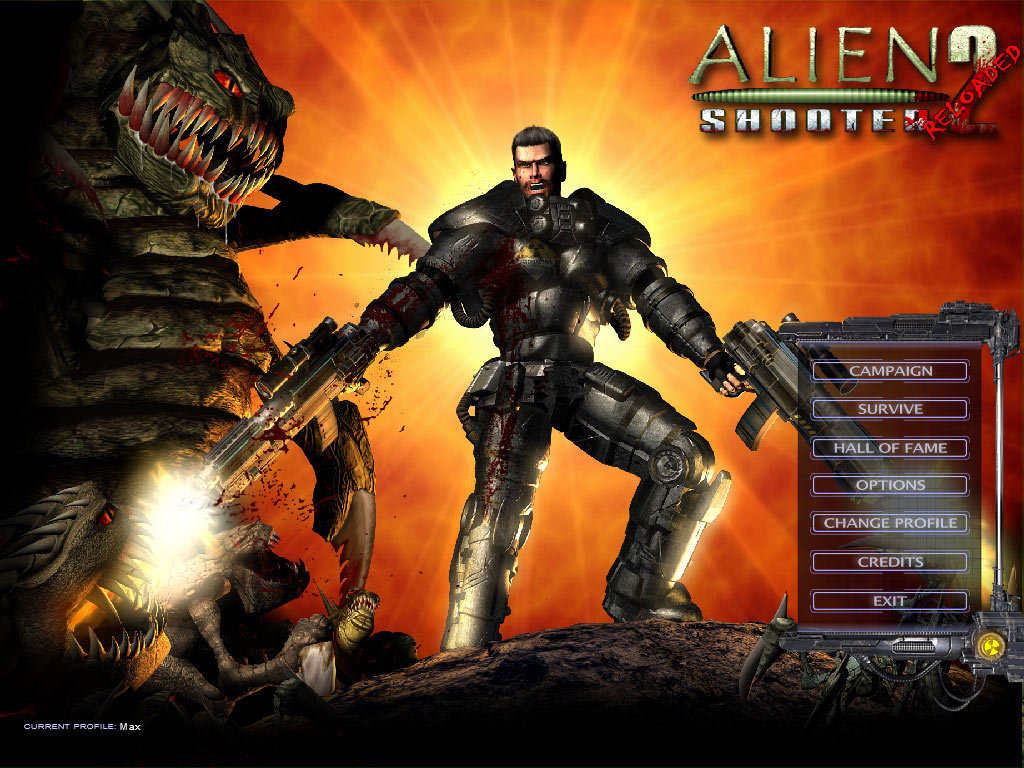 Alien Shooter 2: Reloaded (Steam Key, Region Free)