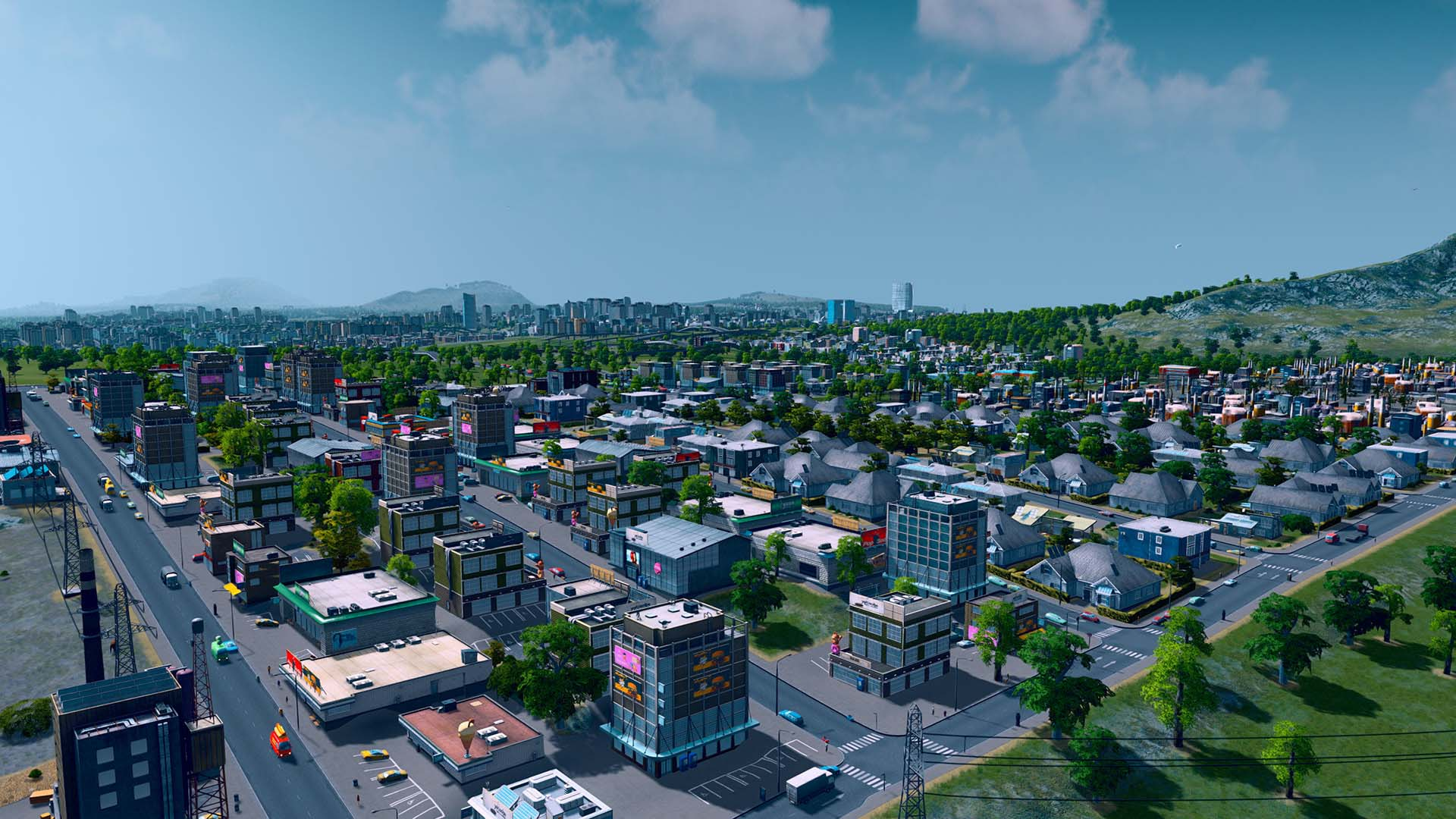 Cities: Skylines (Steam Key, RU+CIS)