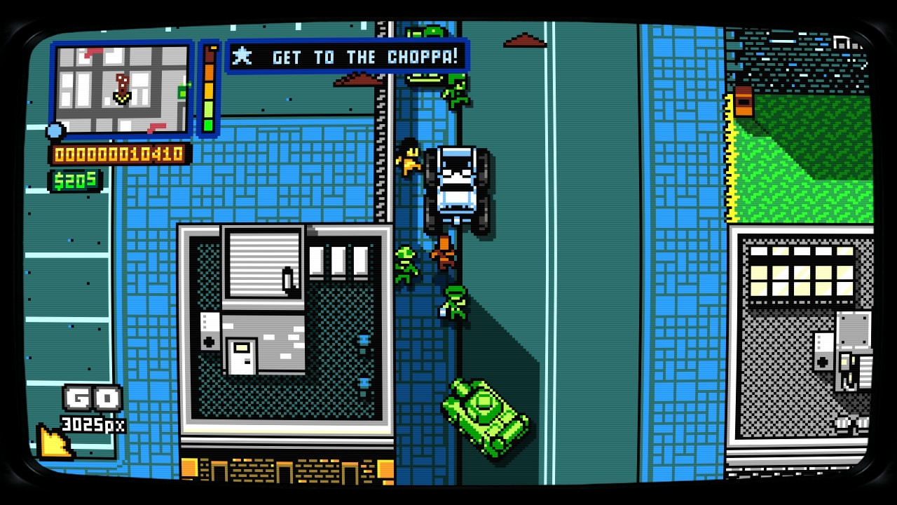 Retro City Rampage DX (Steam Key, Region Free)