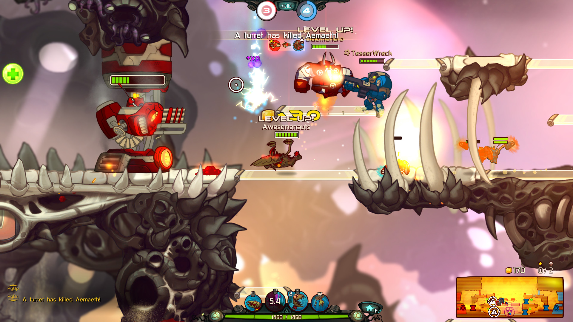 Awesomenauts (Steam Key, Region Free)