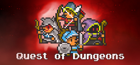 Quest of Dungeons (Steam Key, Region Free)