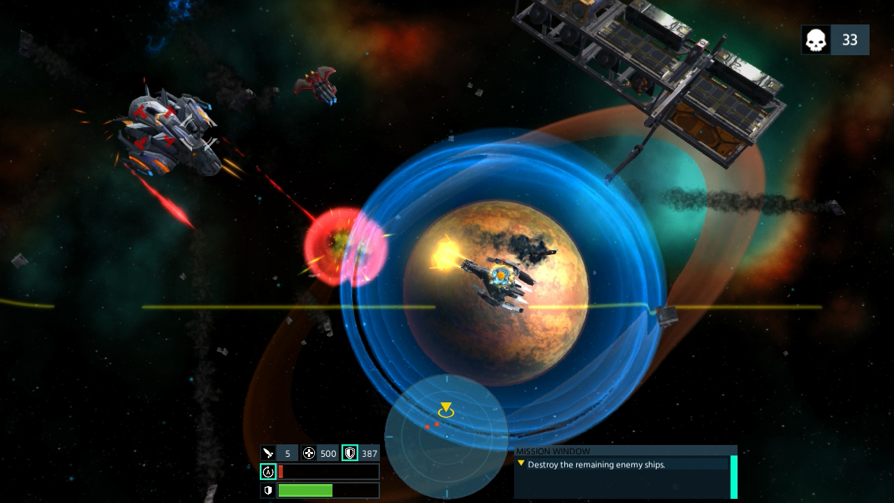 A.I. Space Corps (Steam Key, Region Free)