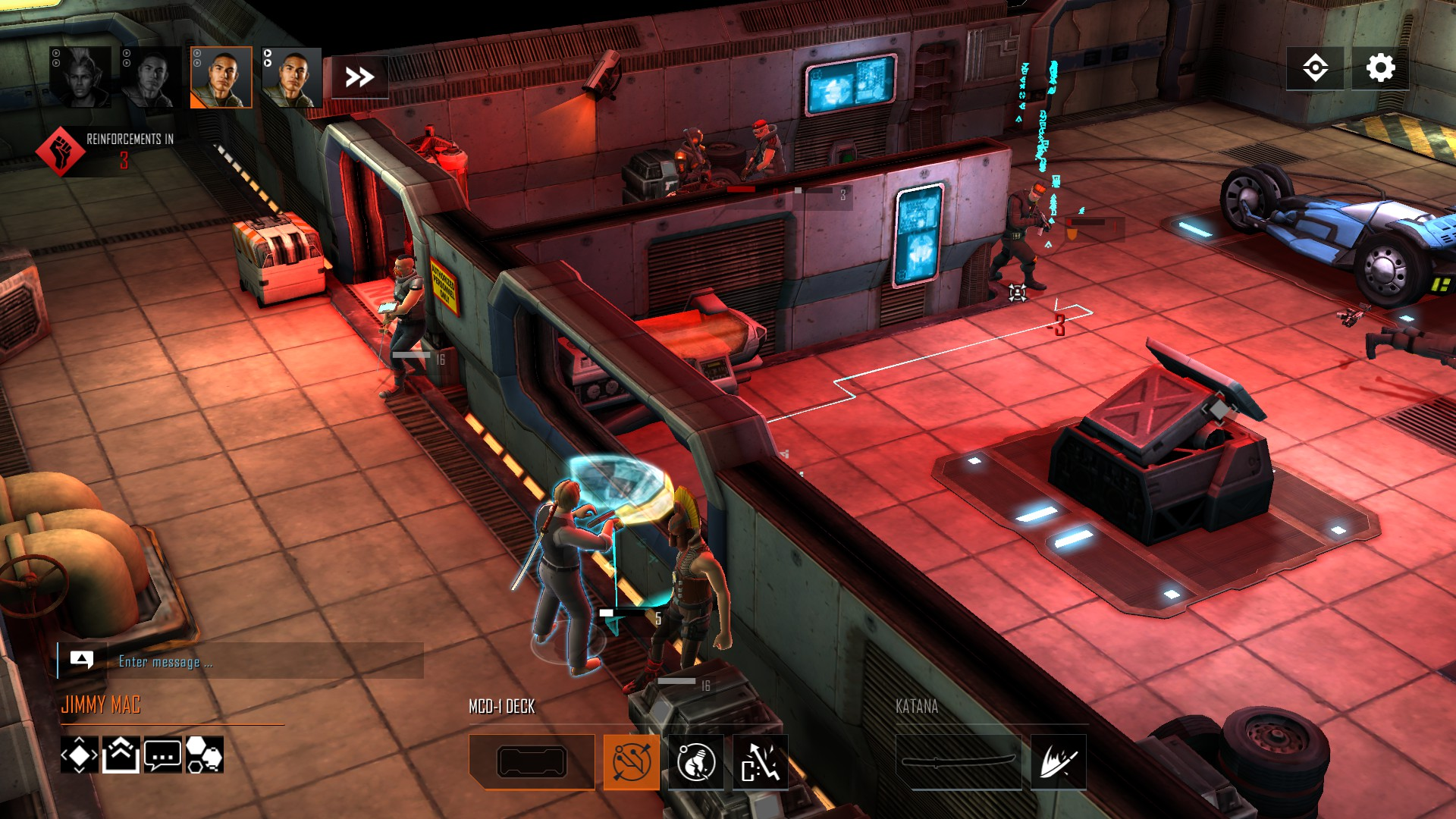 Shadowrun Chronicles - Boston Lockdown (Steam Key, ROW)
