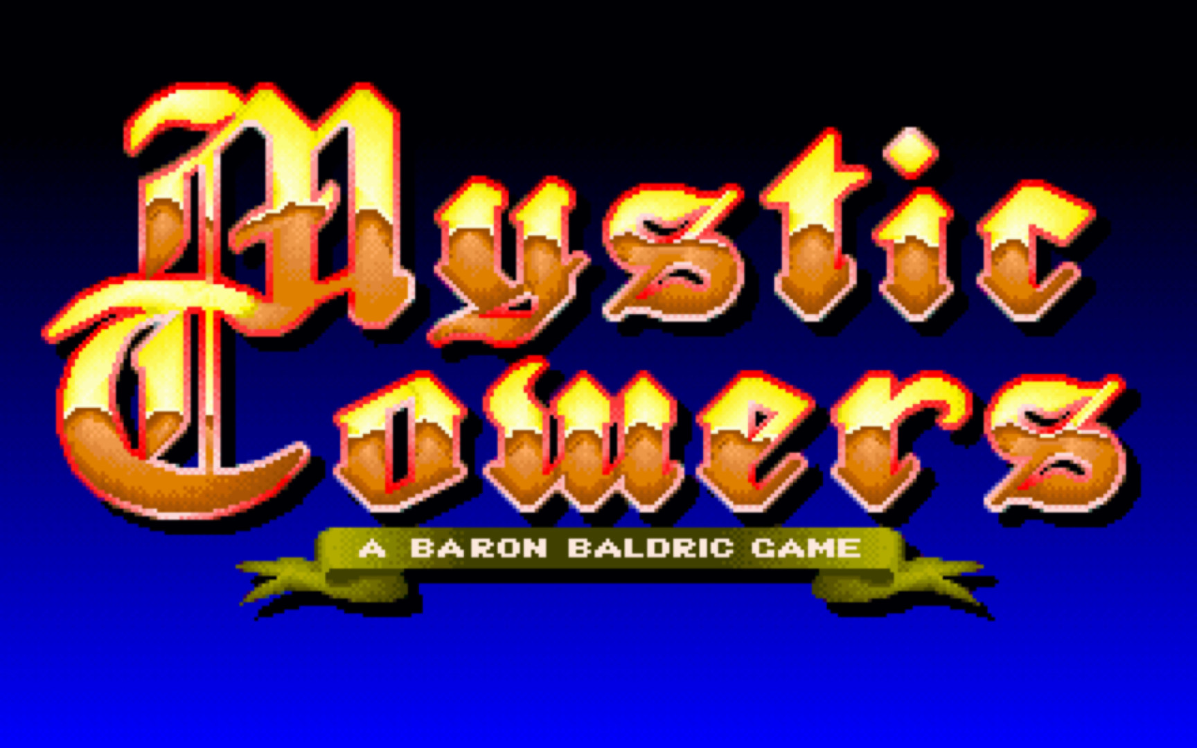 Mystic Towers (Steam Key, Region Free)