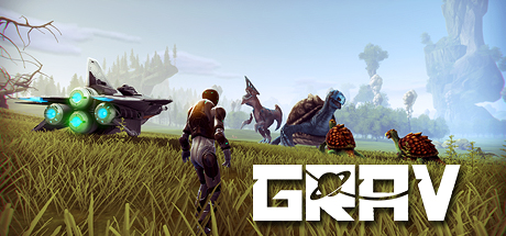 GRAV (Early Access) (Steam Key, Region Free)
