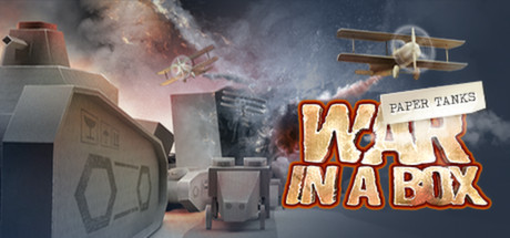 War in a Box: Paper Tanks (Steam Key, Region Free)
