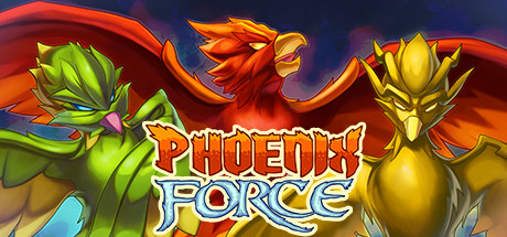 Phoenix Force (Steam Key, Region Free)