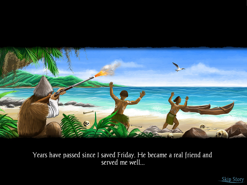 Adventures of Robinson Crusoe (Steam Key, Region Free)