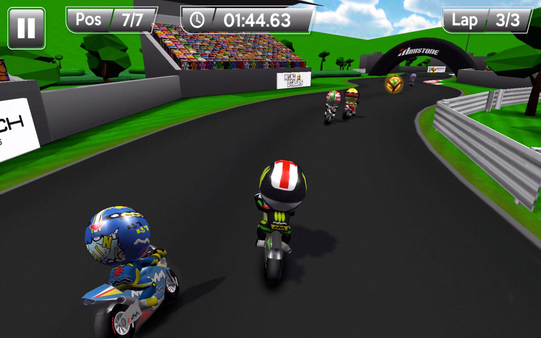 MiniBikers (Steam Key, Region Free)