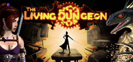 The Living Dungeon (Steam Key, Region Free)
