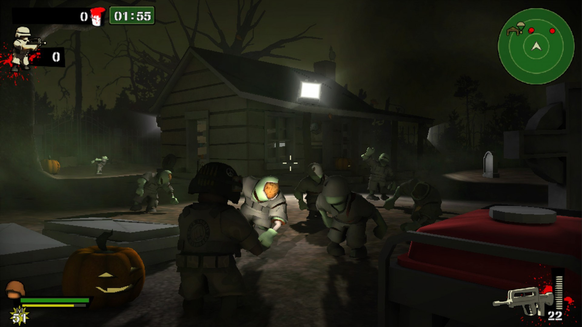 Foreign Legion: Multi Massacre (Steam Key, Region Free)