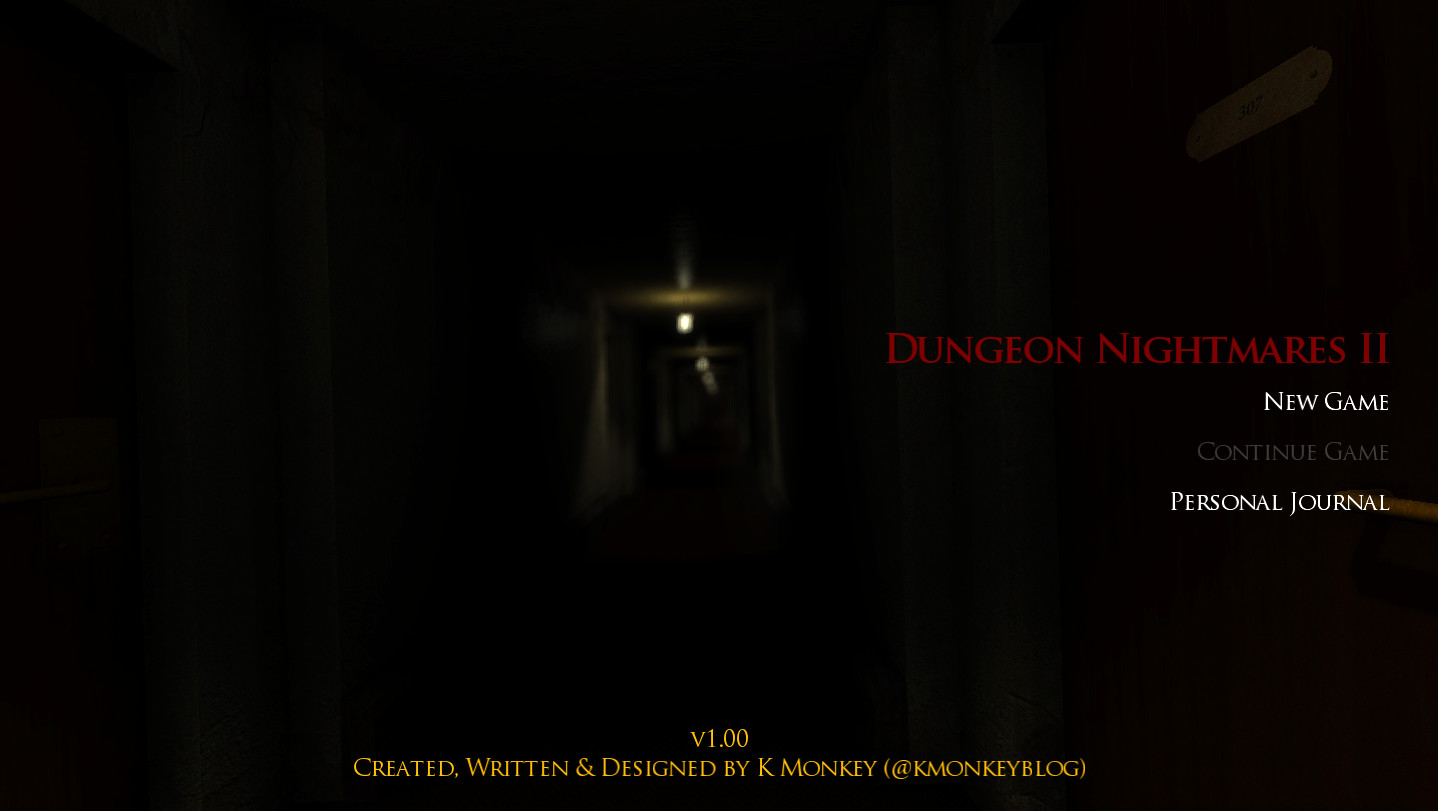 Dungeon Nightmares II : The Memory (Steam Key, GLOBAL)