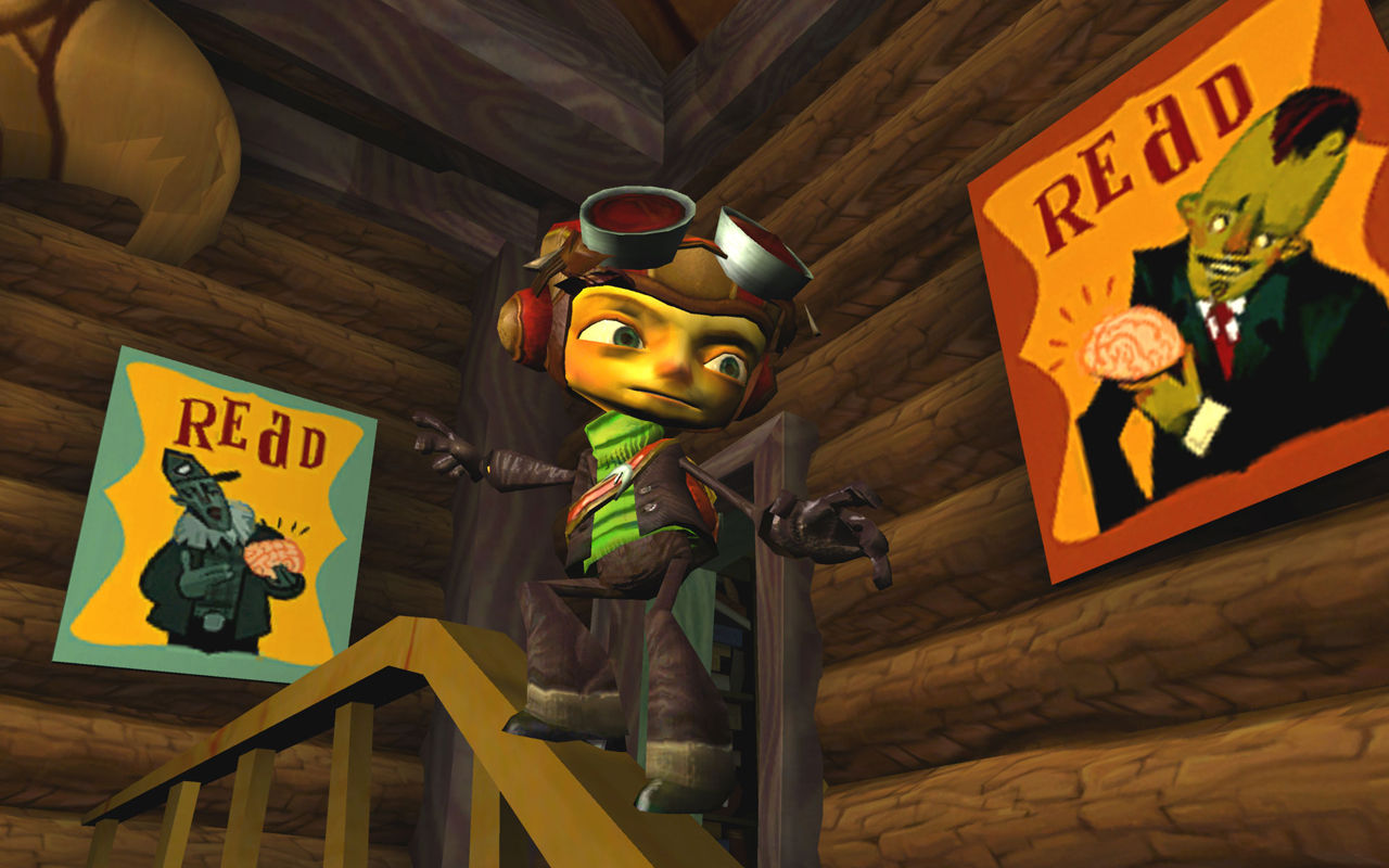 Psychonauts (Steam Key, Region Free)