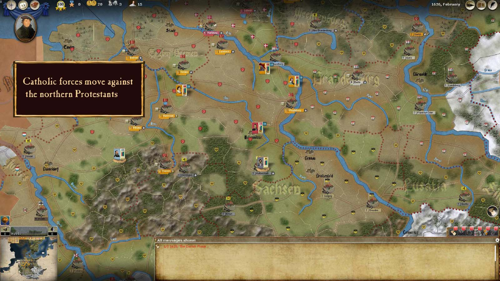Thirty Years´ War (Steam Key, GLOBAL)