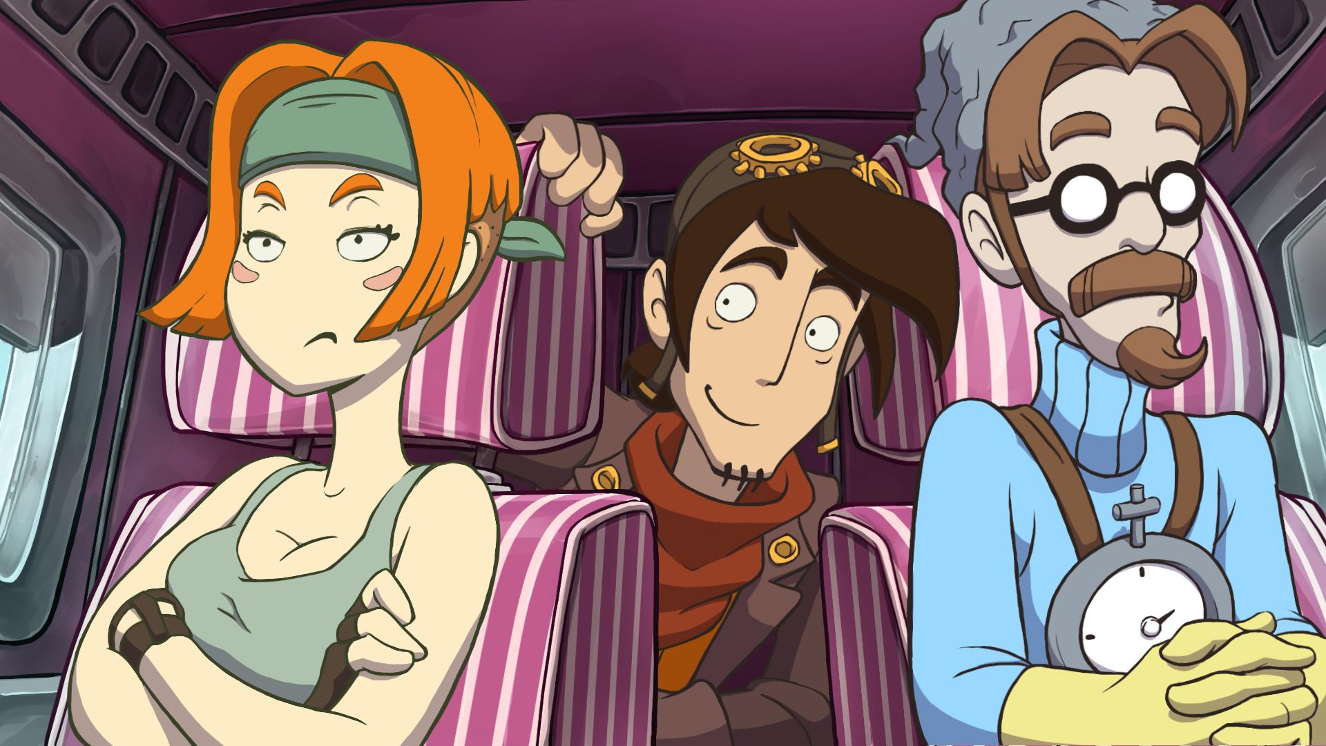 Deponia Doomsday (Steam Key, GLOBAL)