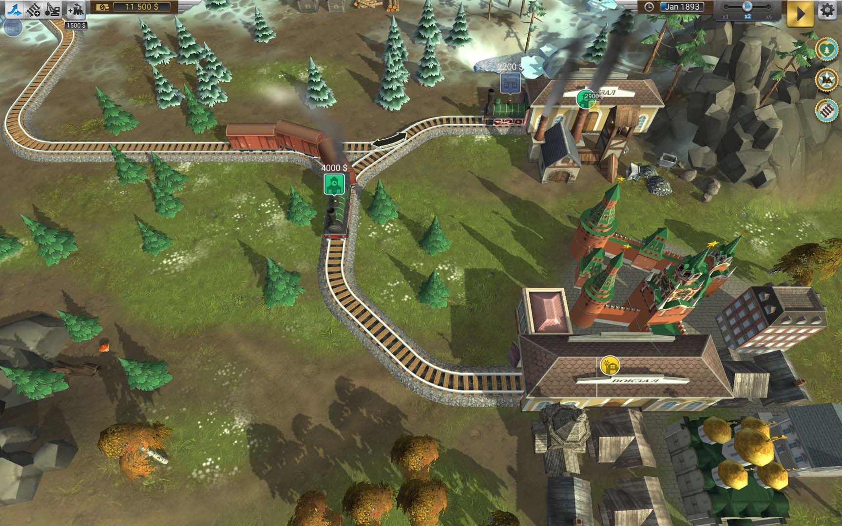 Train Valley (Steam Key, GLOBAL)