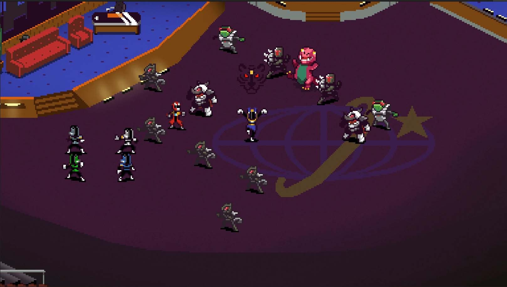 Chroma Squad (Steam Key, GLOBAL)